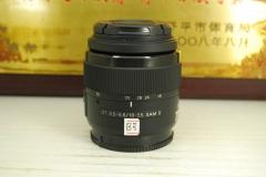 95新 索尼 DT 18-55 F3.5-5.6 SAM II 单反镜头 二代 标准变焦头