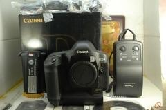 99新 佳能 1Ds Mark II 全画幅机皇 1Ds2 大兔子 专业数码单反相机