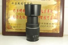 98新 索尼 55-200 F4-5.6 SAM 单反镜头 非全画幅 中长焦人像