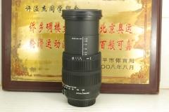 95新 佳能口 适马 18-200 F3.5-6.3 OS 单反镜头 防抖 广角长焦