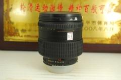 尼康 24-85 F2.8-4D macro 单反镜头 全幅挂机头 带微距 成像好