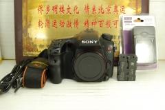 索尼 a77 单电 SLT-A77 数码单反相机 2430万像素翻转屏高速连拍