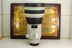 99新 佳能 400mm F4 DO IS II USM 大绿二代 单反镜头 绿圈长焦