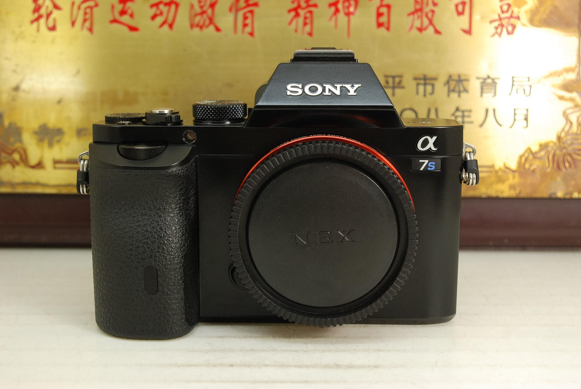 97新 索尼 a7s 微单 ILCE-7S 全画幅 无反数码相机 专业摄像 带wifi