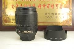 97新 尼康 18-105 F3.5-5.6G VR 单反镜头 非全幅标配挂机 带防抖
