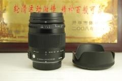 97新 尼康口 适马 18-200 F3.5-6.3 OS HSM C标 单反镜头 防抖 旅游