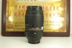 尼康 55-300 F4.5-5.6G VR 单反镜头 防抖 长焦远摄 便携性价比高