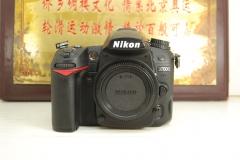97新 尼康 D7000 数码单反相机 1620万像素 全高清摄像 中端入门