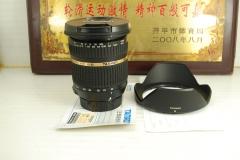 97新 尼康口 腾龙 10-24 F3.5-4.5 B001 非全画幅超广角 单反镜头