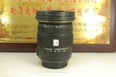 佳能口 适马 17-50 F2.8 OS EX HSM 单反镜头 恒圈防抖广角中焦挂机