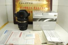 95新 佳能口 腾龙 10-24 F3.5-4.5 B001 超广角 单反镜头 非全画幅