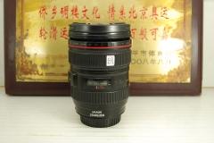 佳能 24-105 F4L IS USM 单反镜头 防抖全画幅挂机红圈小三元之一