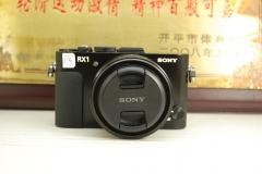 99新 Sony/索尼 DSC-RX1 大黑卡 带35mm F2镜头 专业卡片数码相机