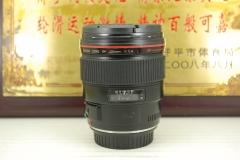 佳能 35mm F1.4L 单反镜头 专业广角定焦 大光圈环境人像人文扫街