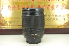 尼康 18-135 F3.5-5.6G ED 单反镜头 非全画幅标配挂机 性价比高