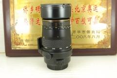 佳能口 图丽 80-400 F4.5-5.6D AT-X 超长焦 单反镜头 远摄风光打鸟
