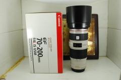 佳能 70-200 F4L IS 小小白防抖 单反镜头 防抖恒圈户外人像