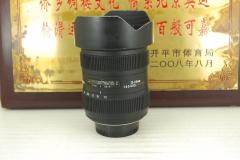 尼康口 适马 12-24 F4.5-5.6 II HSM 二代 全画幅超广角单反镜头