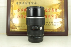 宾得 80-160 F4.5 中画幅 单反镜头 恒圈 长焦远摄