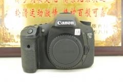 佳能 7D 数码单反相机 非全画幅专业机型 1800万像素 高清摄像