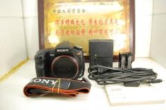 95新 索尼 a200 数码单反相机 CCD传感器 带防抖 家用入门