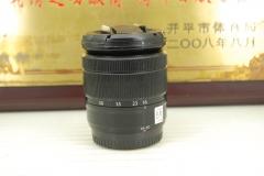 富士 16-50 F3.5-5.6 OIS II 二代 微单镜头 标配挂机头 带防抖