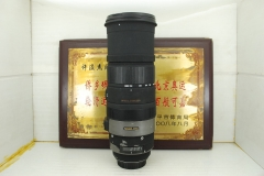 佳能口 适马 150-500 F5-6.3 OS HSM 超长焦单反镜头 远摄打鸟 防抖