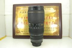 尼康口 适马 70-200 F2.8 APO DG HSM 小黑二代 单反镜头恒圈中长焦