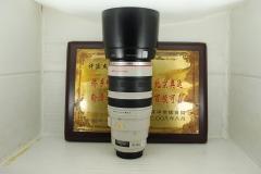 佳能 100-400 F4.5-5.6L IS 大白 超长焦 单反镜头 专业红圈 防抖