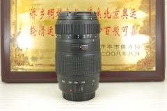 佳能口 腾龙 70-300 F4-5.6 macro A17 单反镜头 户外长焦 性价比高