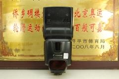 佳能 430EX 闪光灯 原厂 外置机顶灯 TTL自动同步 无线遥控