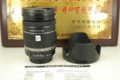 佳能 18-200 F3.5-5.6 IS 单反镜头 非全幅套机 防抖 一镜走天下
