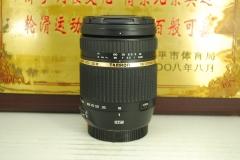 佳能口 腾龙 18-270 F3.5-6.3 VC B003单反镜头带防抖 广角长焦旅游
