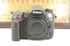 尼康 D7000 数码单反相机1600万像素中端机型选配镜头