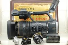 98新 Sony/索尼 HDR-AX2000E 专业数码摄像机录像机 婚庆短片抖音
