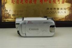 Canon/佳能 FS200 闪存数码摄像机 家用便携37倍光学变焦电子防抖