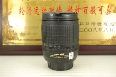 95新 尼康 18-135 F3.5-5.6G ED 单反镜头非全幅标配挂机性价比高