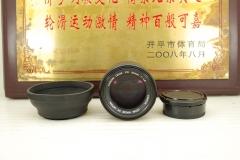 98新 FD口 佳能 50mm F1.2 手动胶卷单反镜头 大光圈专业人像牛头