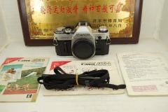 98新 佳能 AE-1 135胶卷机械单反相机 FD卡口 胶片机收藏复古模型
