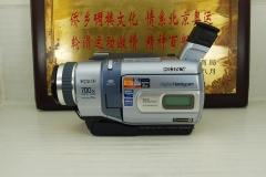 Sony/索尼 DCR-TRV340E D8磁带摄像机 卡带录像机 家用复古怀旧