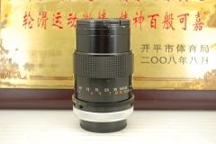 FD口 佳能 135mm F3.5 手动胶卷单反镜头远摄定焦人像 可转接微单