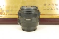 尼康 50mm F1.4G 单反镜头 专业定焦 大光圈人像 标头 性价比高