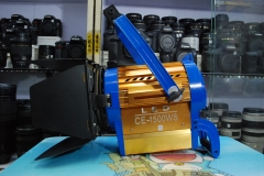 LED CE-1500WS 影视照明聚光灯 影棚演播室直播专业补光灯照明灯