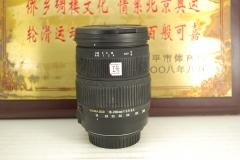 佳口 适马 18-200 F3.5-6.3 OS 单反镜头 防抖广角长焦一镜走天下