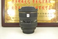 佳能口 适马 12-24 F4.5-5.6 HSM 全幅超广角 单反镜头 风景建筑