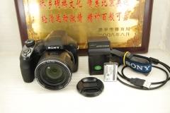97新 Sony/索尼 DSC-H400 数码长焦相机 2000万像素 63倍光学变焦
