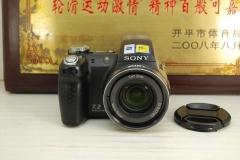 99新 Sony/索尼 DSC-H5 数码长焦相机 12倍光学变焦 CCD传感器