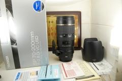 98新佳能口 腾龙 70-200 F2.8 VC USD A009 单反镜头 防抖专业人像