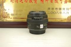 佳能 50mm F1.4 USM 单反镜头 大光圈 专业人像定焦 出片好