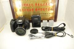 95新 Canon/佳能 PowerShot SX60 HS 数码长焦相机带WIFI家用旅游